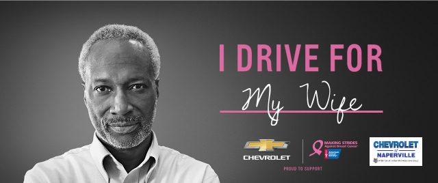 Chevrolet Drive for Awareness